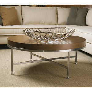 Galleria Round Cocktail Table