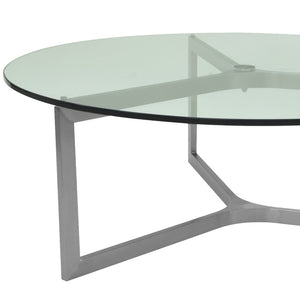Adrienne Round Cocktail Table