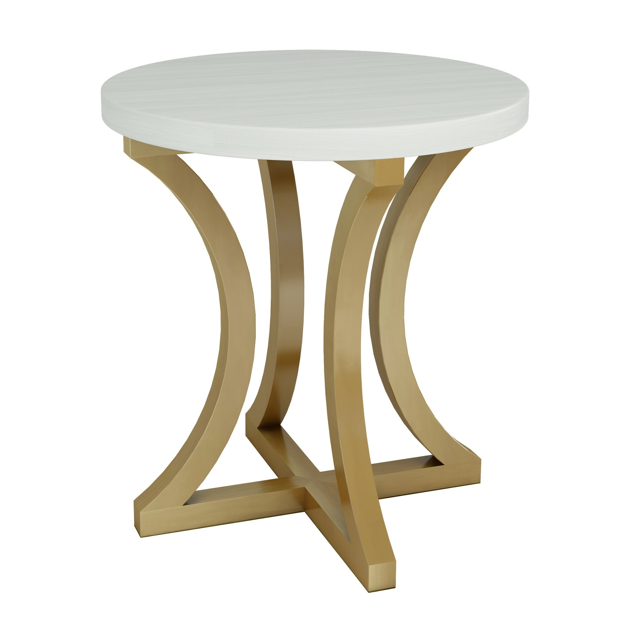 Iris End Table