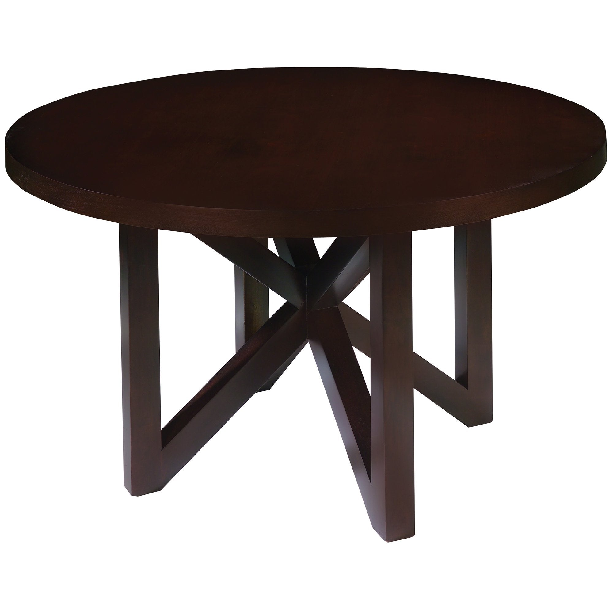 Snowmass Round 54 Inch Dining Table