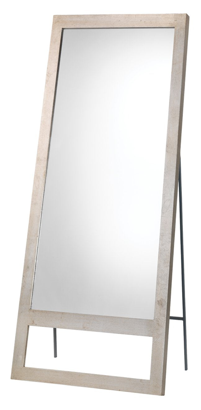 Austere Leaning Floor Mirror