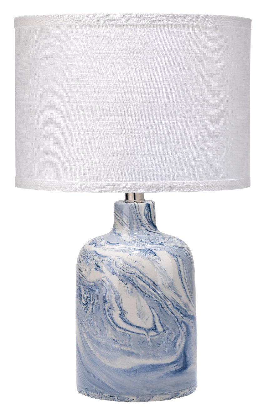 Atmosphere Table Lamp in Blue & white