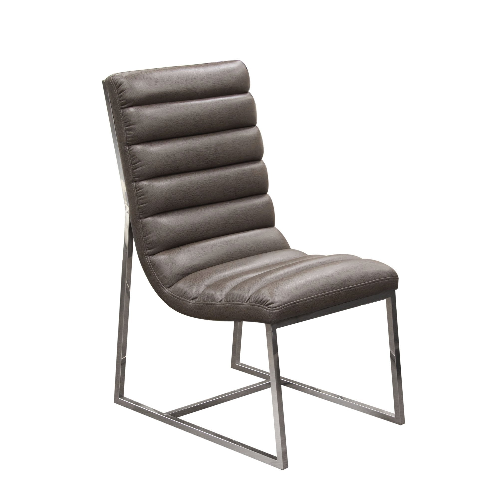 Bardot 2-Pack Dining Chair Grey