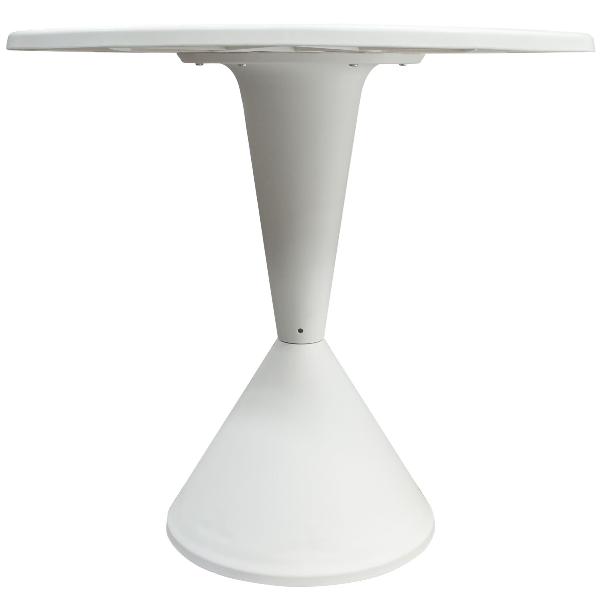 "Expo Indoor/Outdoor 31 "" Table-White"