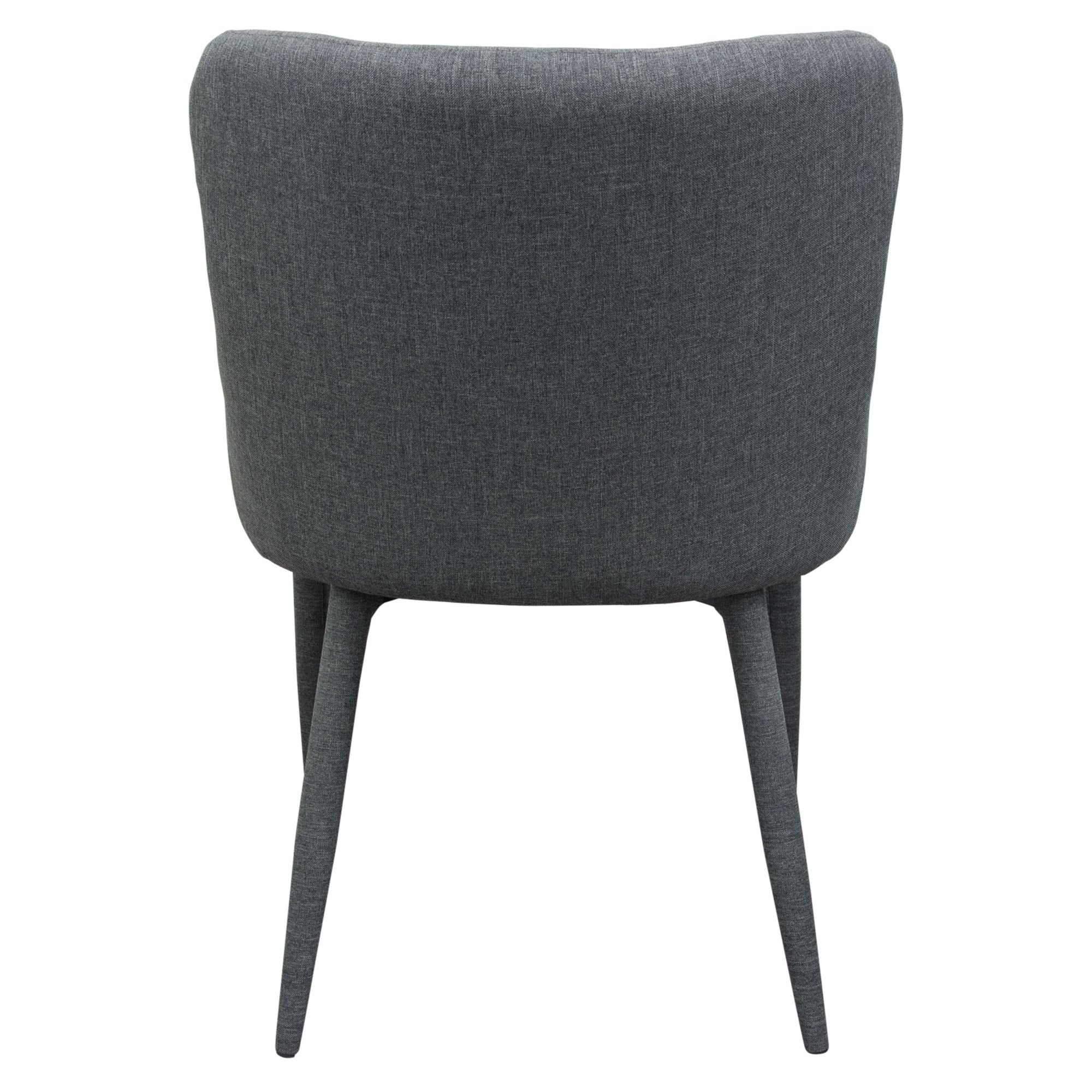 Set of (2) Savoy Accent Chair - Graphite