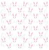 Bunny Face Background