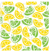 Citrus Slice Background