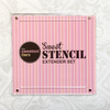 Sweet Stencil Holder Extender Set Add On