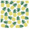 Pineapple Background, 3 Piece