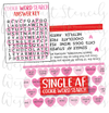 DIGITAL Single AF Word Search Bag Topper