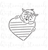 PYO Tiger Heart Letter