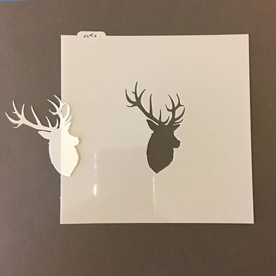 Deer Head Profile 1