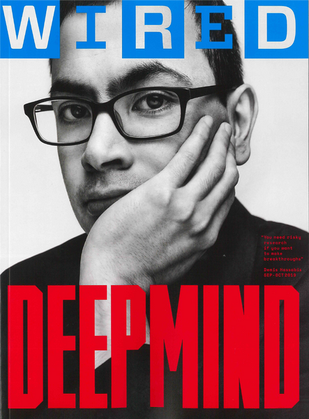 WIRED UK '19 SEPTEMBER/OCTOBER