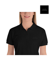 Load image into Gallery viewer, ALLEXSANNDER | WOMENS BASIC POLO