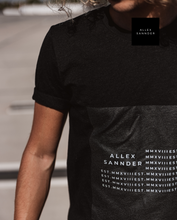 Load image into Gallery viewer, ALLEXSANNDER | MNS MMXVIII FLAG TEE