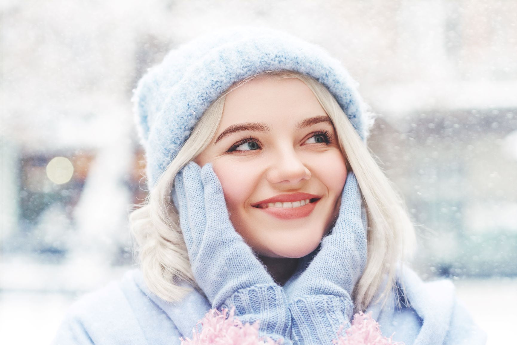 How To Tackle Cold Winter Acne