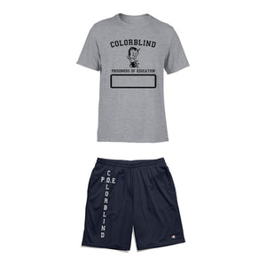 THE UNIFORM (GREY/NAVY)