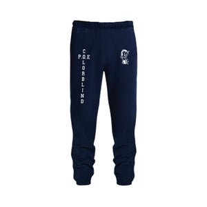 P.O.E SWEATS (NAVY)