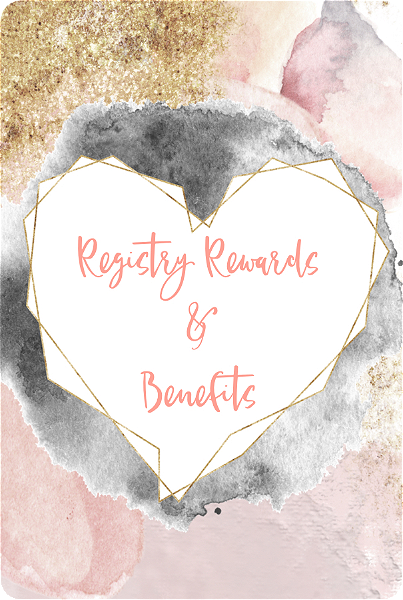 Posh Baby Registry Rewards + Benefits