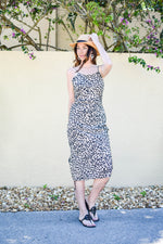 Fierce Leopard Maxi Dress