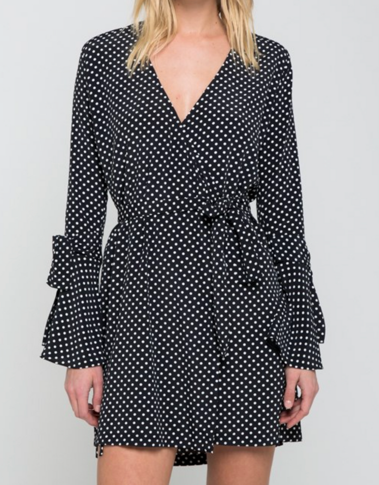 Chelsea Polka Dot Dress