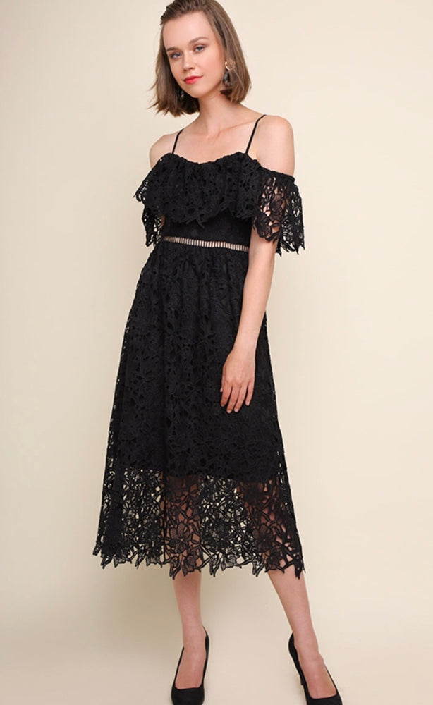 Emilie Lace Dress