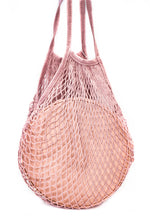 Duo Purpose Mesh Market Bag