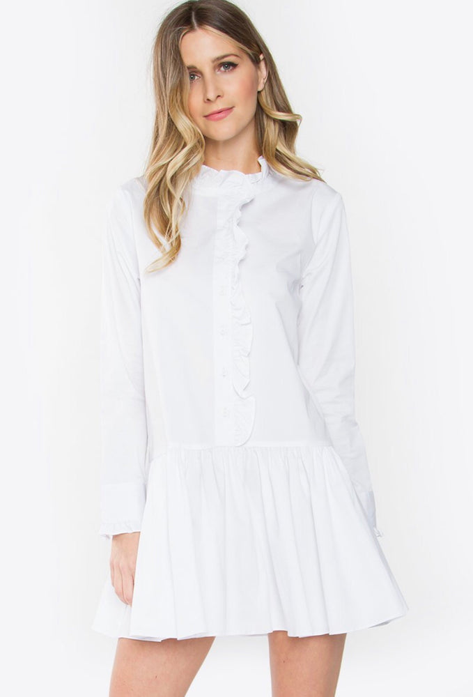 Mia Ruffle Dress
