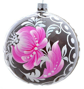 Christmas Ornament - Flowers