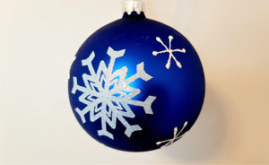 Christmas Ornament - Snowflakes 1