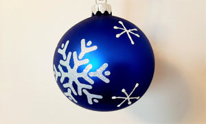 Christmas Ornament - Snowflakes 3