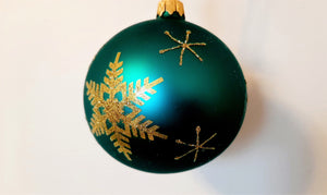 Christmas Ornament - Snowflakes 5