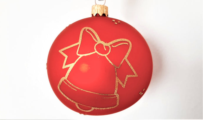 Christmas Ornament - Christmas Bell