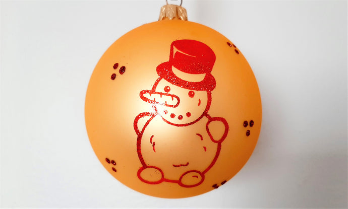 Christmas Ornament - Snowman