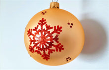 Load image into Gallery viewer, Christmas Ornament - Snowflake
