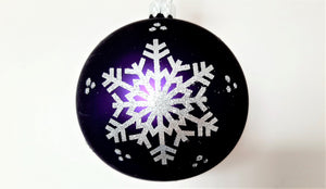Christmas Ornament - Snowflake
