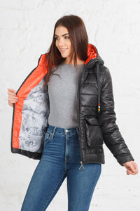 Short Lightweight Jacket Adel