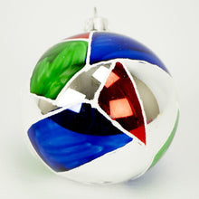 Load image into Gallery viewer, Christmas Ornament - Colorful Geometry