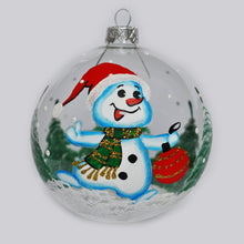 Load image into Gallery viewer, Snowman