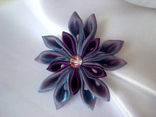 Load image into Gallery viewer, Purple Chameleon Hair Clip