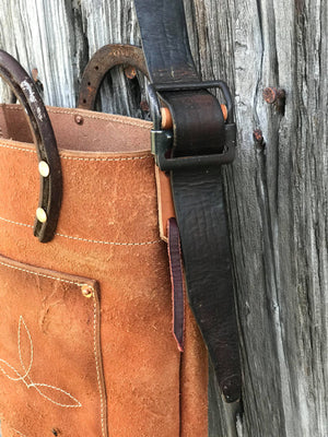 Lucky Horseshoe Bag