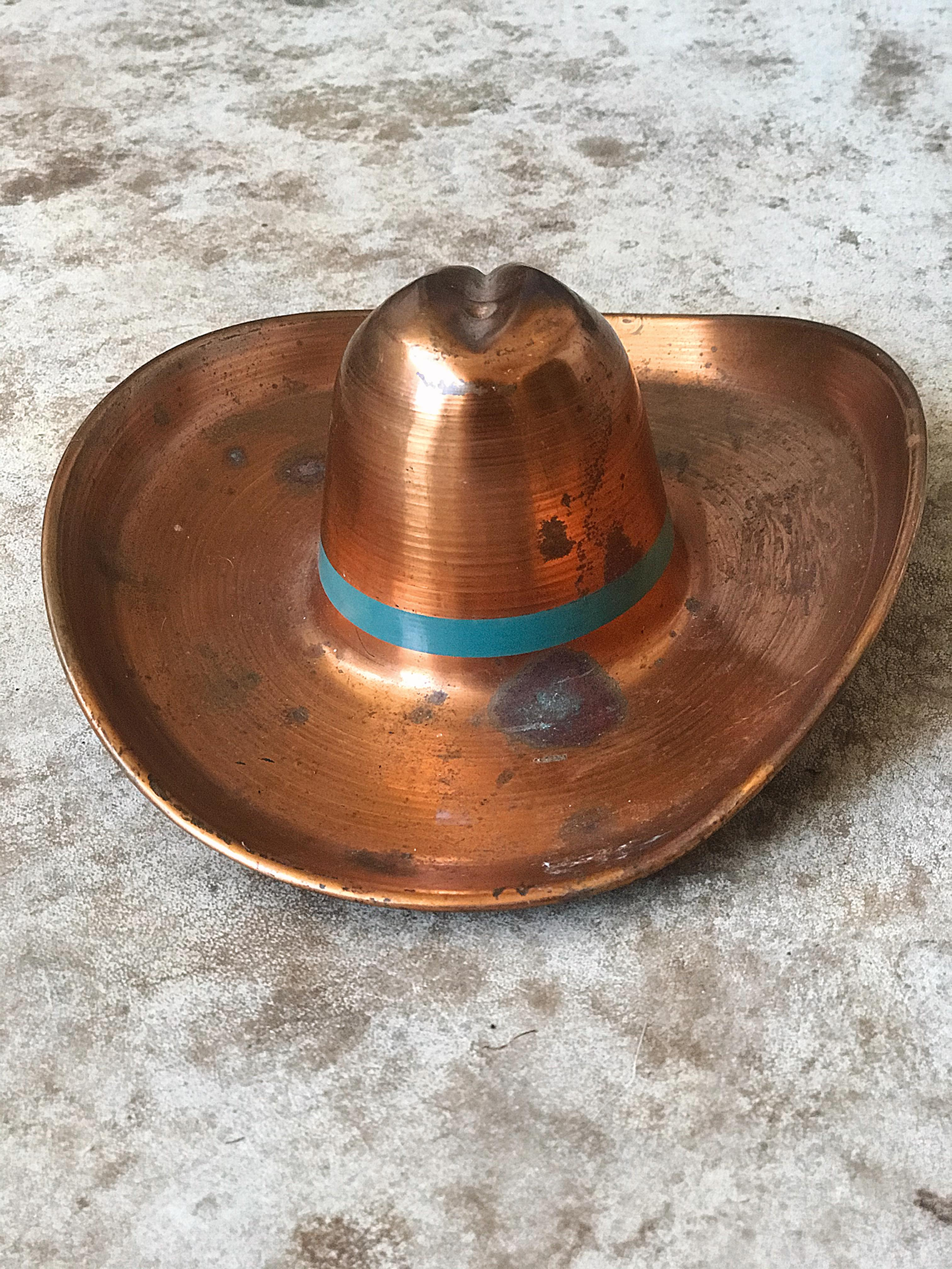 Cowboy Hat Ashtray