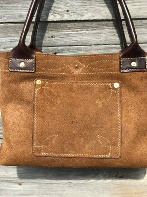Rough Out Tote