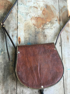 Antique Hunting Bag