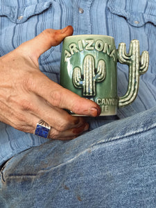 Vintage Souvenir Mug from Arizona