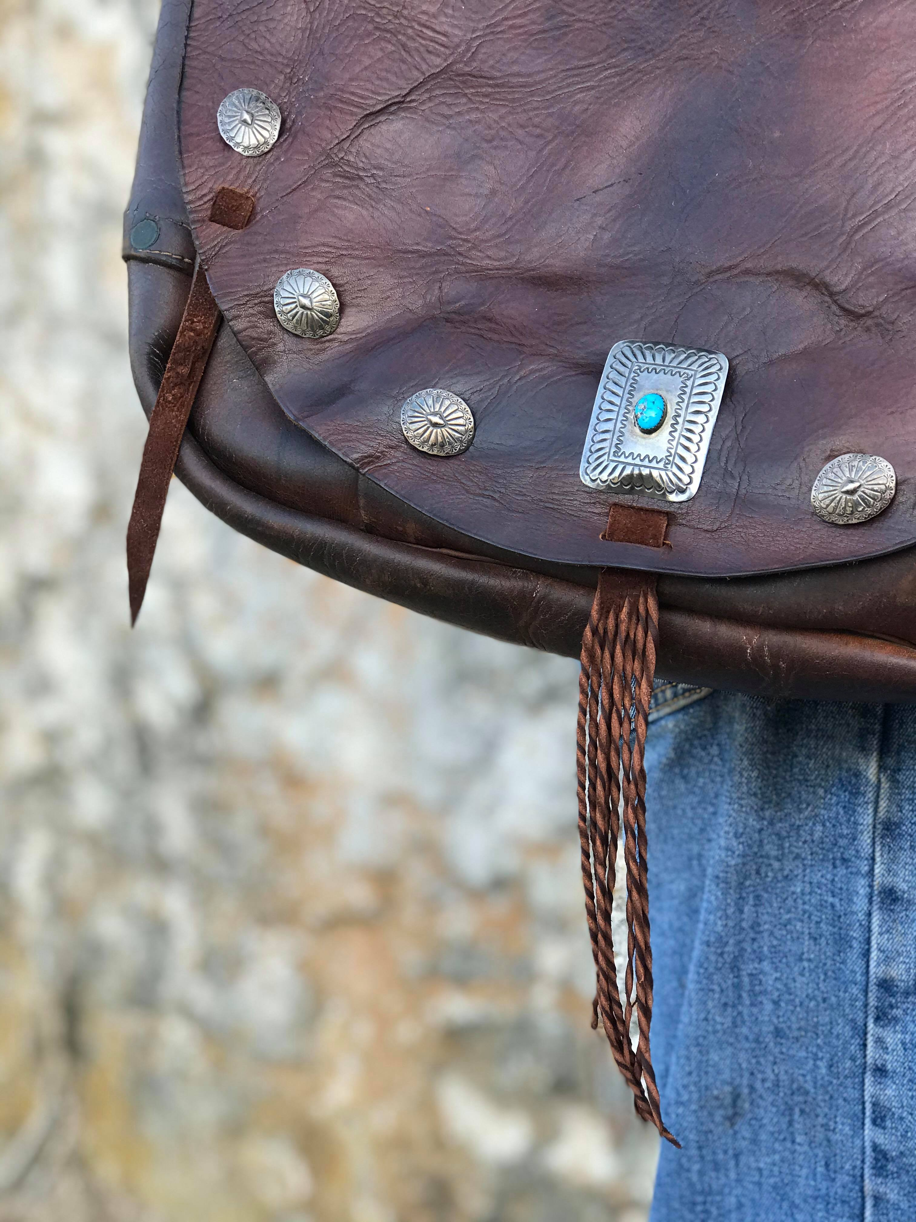 Repurposed Vintage Bag