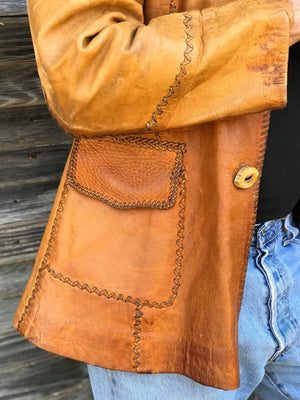 Early 70's Leather Jacket