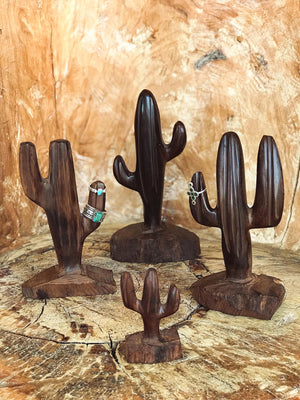 Vintage Ironwood Cactus (large)