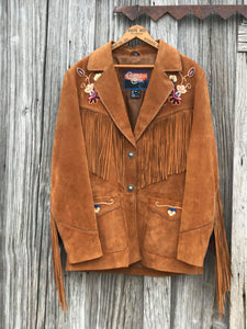 Western Embroidered Jacket
