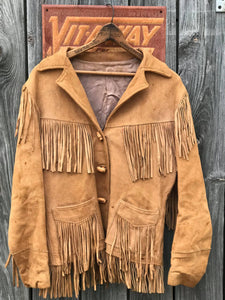 Soft Vintage Jacket from the 1960's